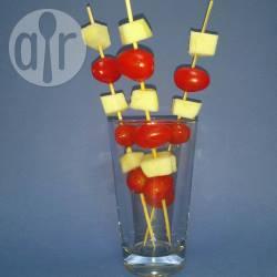 Recette dés de pommes et de tomates cerises – toutes les recettes ...