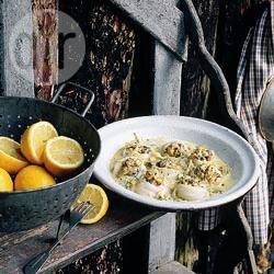 Recette roulades de carrelet aux coques et au cidre – toutes les ...