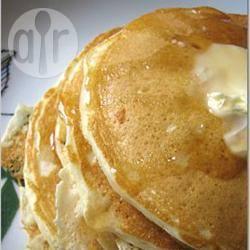 Recette pancakes américains au lait ribot – toutes les recettes ...