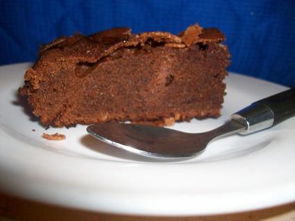 Recette de merveilleux gâteau au chocolat