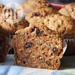 Recette muffins potiron, cannelle, gingembre et noix de coco ...