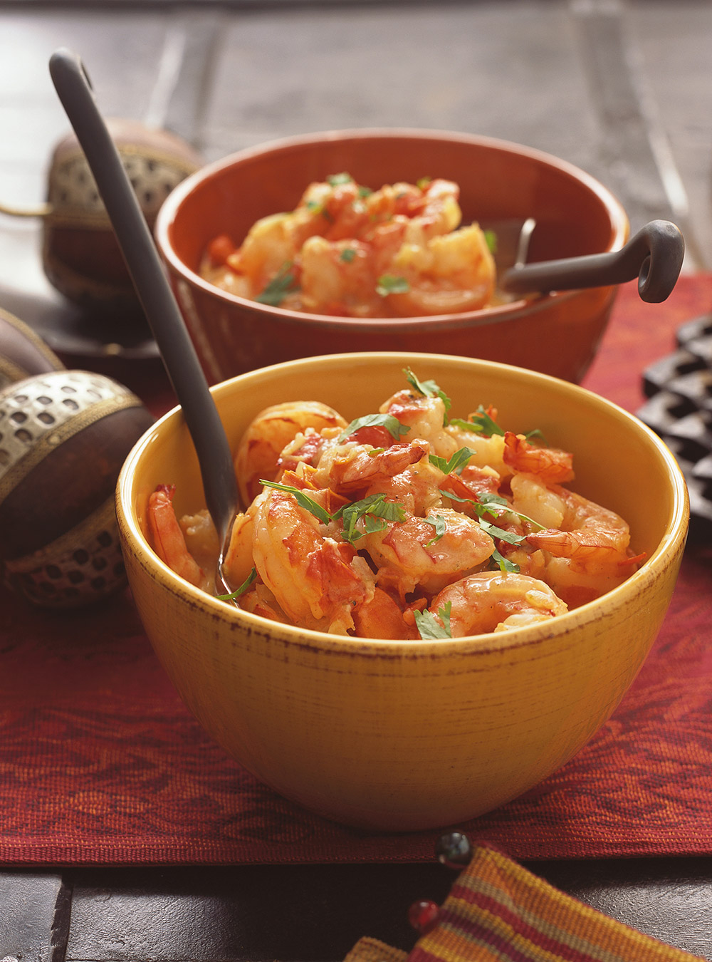 Cari de crevettes | ricardo