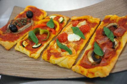 Recette de pizza 4 saveurs