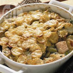 Recette gratin parmentier au haddock – toutes les recettes allrecipes