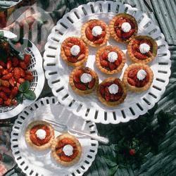 Recette tartelettes aux fraises des bois – toutes les recettes ...