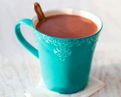Recette chocolat chaud rapide