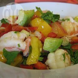 Recette salade exotique sucrée salée – toutes les recettes allrecipes
