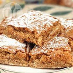 Recette gâteau aux noix et à la noix de coco – toutes les recettes ...