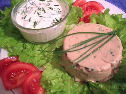 Recette de délice de thon aux fines herbes