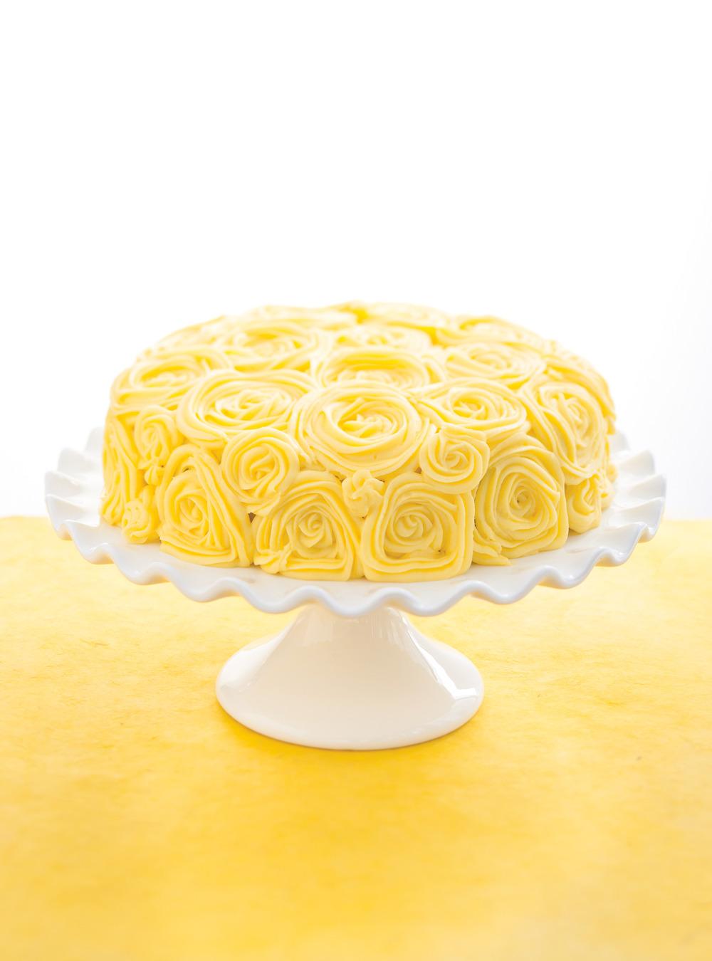 Gâteau à la vanille de base | ricardo