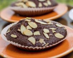 Recette gâteau au chocolat-amande