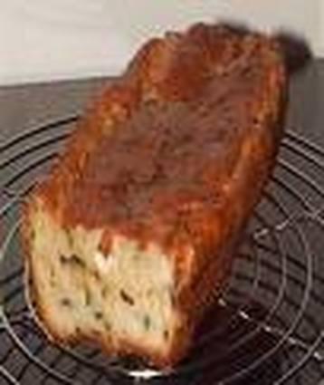 Recette gâteau sucré aux courgettes (gâteau)