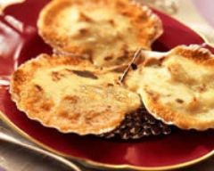 Recette coquilles st jacques sauce noilly
