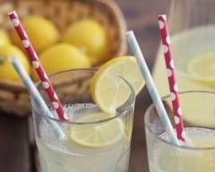 Recette limonade au citron