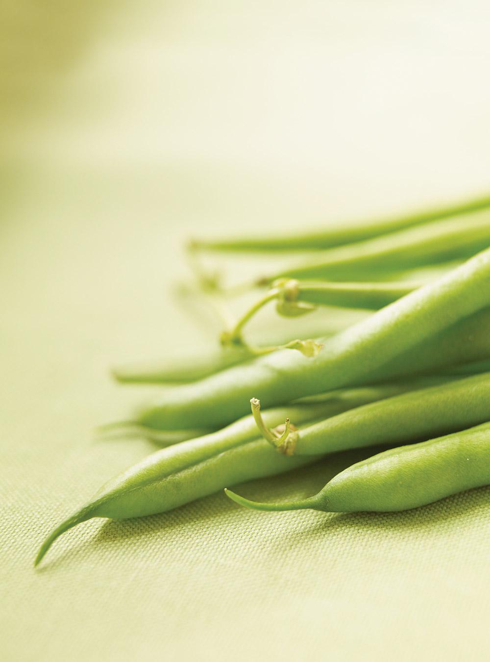 Salade de haricots et vinaigrette au miso | ricardo