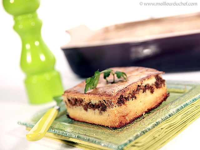Hachis parmentier  recette de cuisine illustrée  meilleurduchef.com