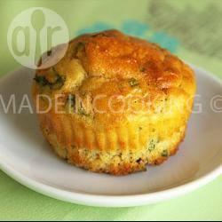 Recette muffins au chèvre et à la coriandre – toutes les recettes ...