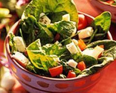 Recette salade au comté