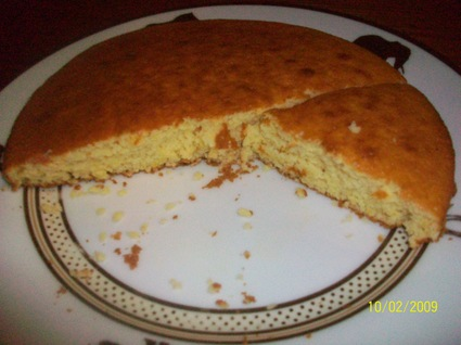 Recette de gâteau au miel