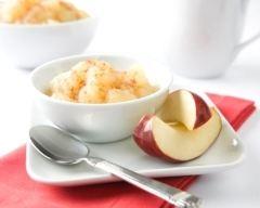 Recette compote de pommes et poires à la vapeur