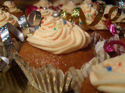 Recette de nonnette's cupcakes