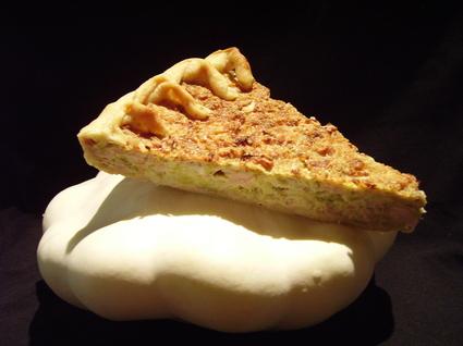 Recette de tarte andouillette et poireaux
