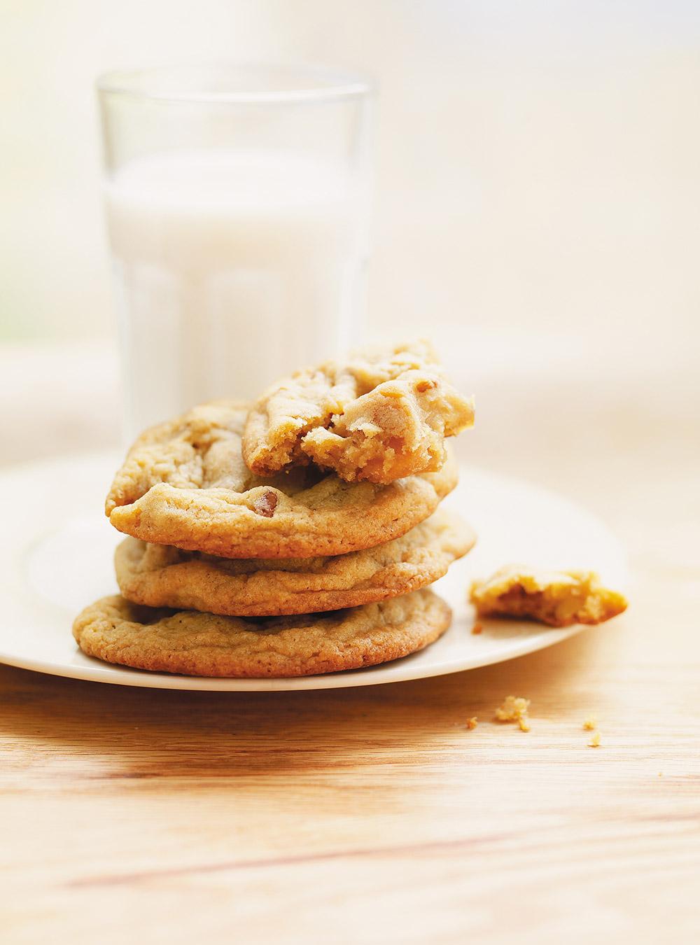 Biscuits tendres au sucre à la crème | ricardo