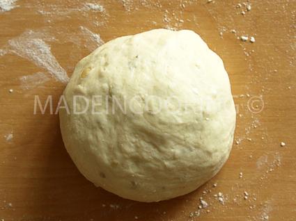 Recette de pâte à pizza