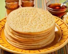 Recette crêpes marocaines baghrir