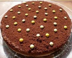 Recette gâteau mousseux au chocolat et fondant à la banane