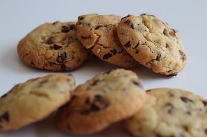 recette cookies chocolat noisettes recette. Black Bedroom Furniture Sets. Home Design Ideas