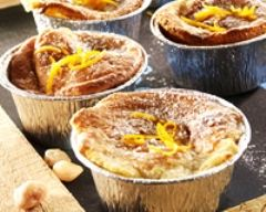 Recette muffins aux bananes et à la faisselle
