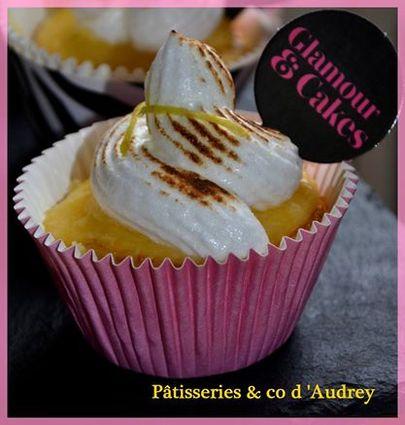 Recette cupcakes citron meringués (gâteau)