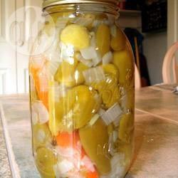 Recette piments marinés dans du vinaigre – toutes les recettes ...
