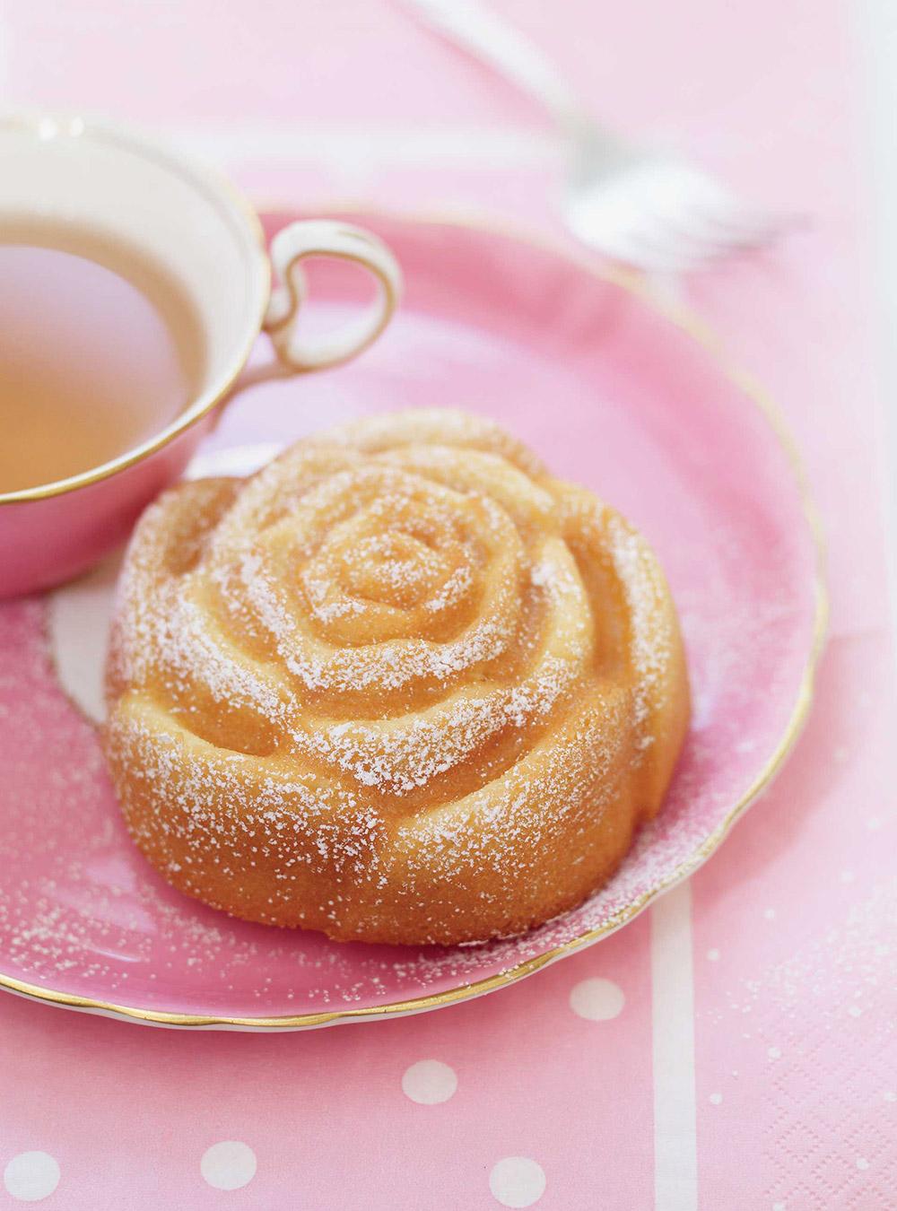 Gâteaux roses gourmands à la lavande | ricardo