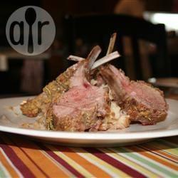 Recette carré d'agneau au four – toutes les recettes allrecipes