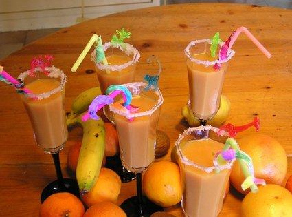 Recette youpi-pailles cocktail