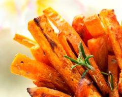 Recette frites de patates douces faciles
