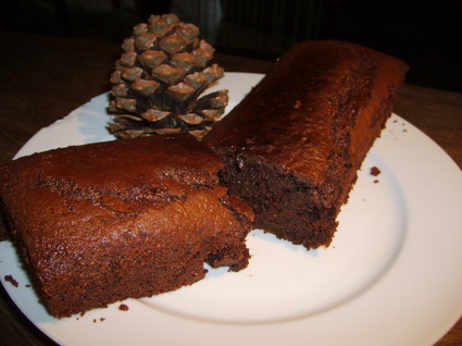 Recette de gâteau au chocolat sans beurre