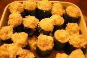 Courgettes farcies aux noix de saint jacques pour 4 personnes ...