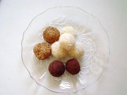 Recette de bouchées coco