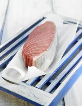 Salade de thon mariné