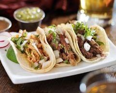 Recette tacos mexicains
