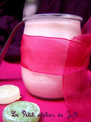 Recette yaourts à la fraise