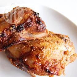 Recette poulet tandoori grillé au barbecue – toutes les recettes ...