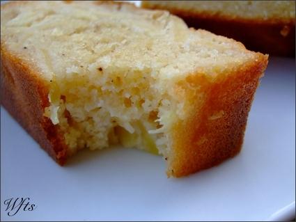 Recette cake moelleux aux pommes (cake sucré)