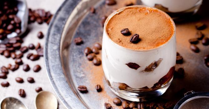 Recette de tiramisu light à la liqueur de café
