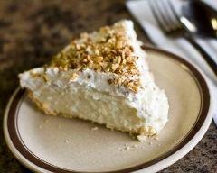 Recette tarte au fromage blanc, noisettes et spéculoos