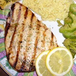 Recette espadon mariné au barbecue – toutes les recettes allrecipes