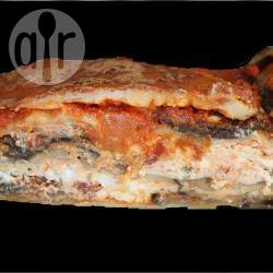 Recette lasagnes végétariennes aux aubergines – toutes les ...